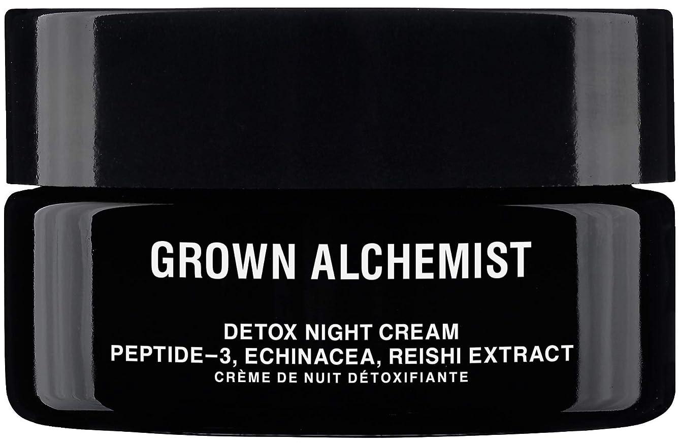 丘病なバイソンGrown Alchemist Detox Night Cream - Peptide-3, Echinacea & Reishi Extract 40ml/1.35oz並行輸入品