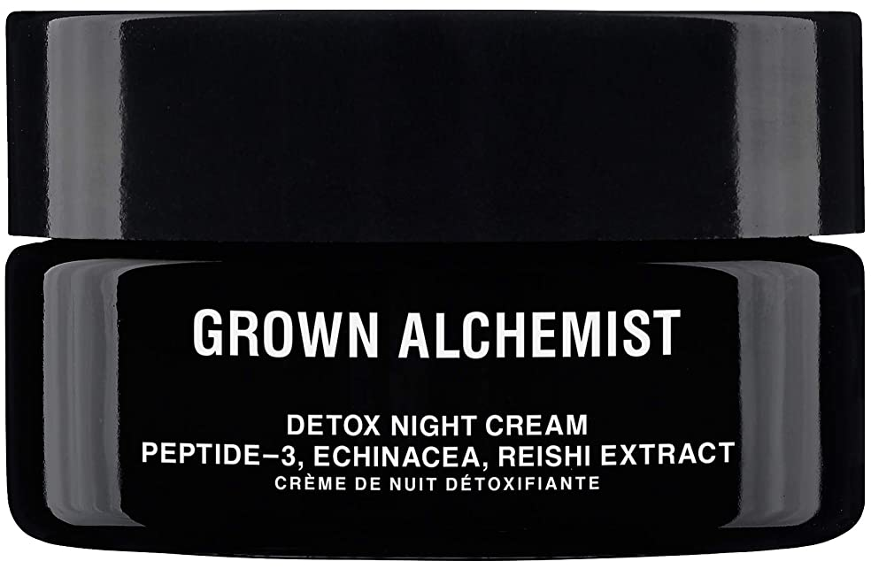 復活同様の広大なGrown Alchemist Detox Night Cream - Peptide-3, Echinacea & Reishi Extract 40ml/1.35oz並行輸入品