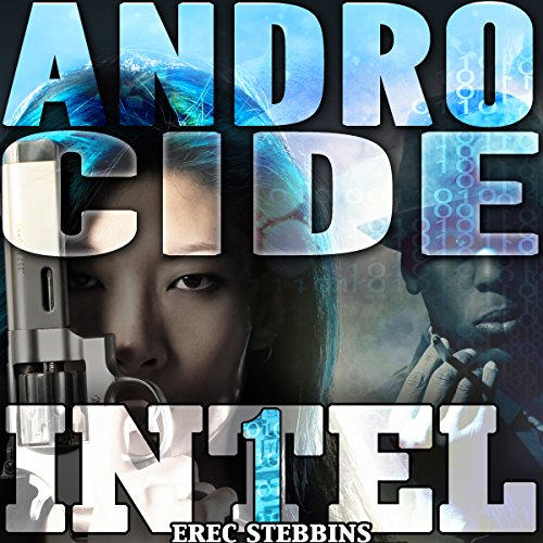 Androcide audiobook cover art