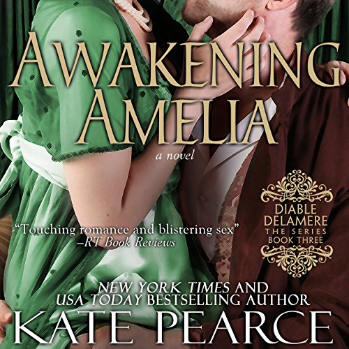 Awakening Amelia audiobook cover art