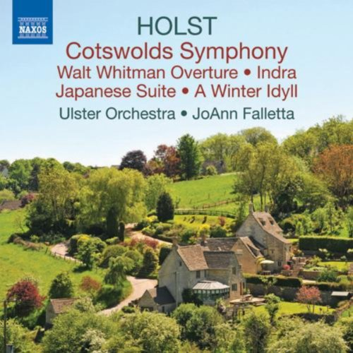 ホルスト: 交響曲 ヘ長調 「コッツウォルド丘陵」 Op.8 - 第2楽章 エレジー(ウィリアム・モリスの思い出)