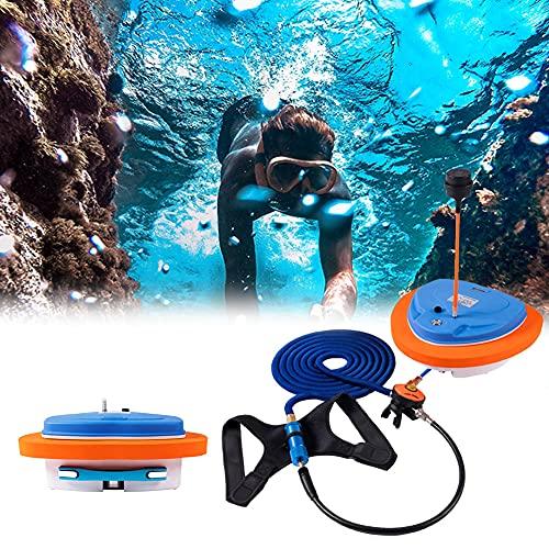Tragbare Unterwasseratmung für...