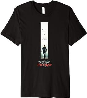 T-shirt homme XL Film THE CROW BRANDON LEE Artwork Horreur Unisexe Femme Vendeur Britannique