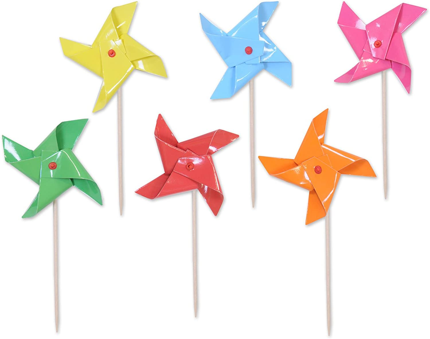 Pinwheel Picks (Pack of 12)