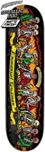 SANTA CRUZ Tabla Skateboards: Dining with The Dead 15Y Powerply 8.27