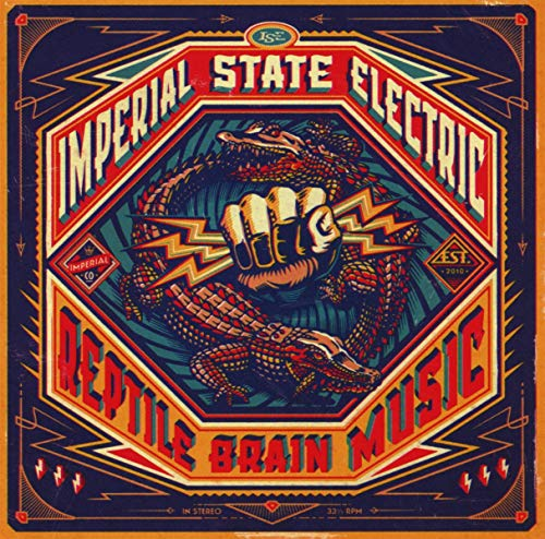 Imperial State Electric: Reptile Brain Music (Audio CD)
