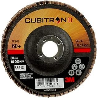 """10//Pk Norton Blaze R980P 4-1//2/""""x5//8-11 40 Grit Type 29 Flap Disc 66261183491"""