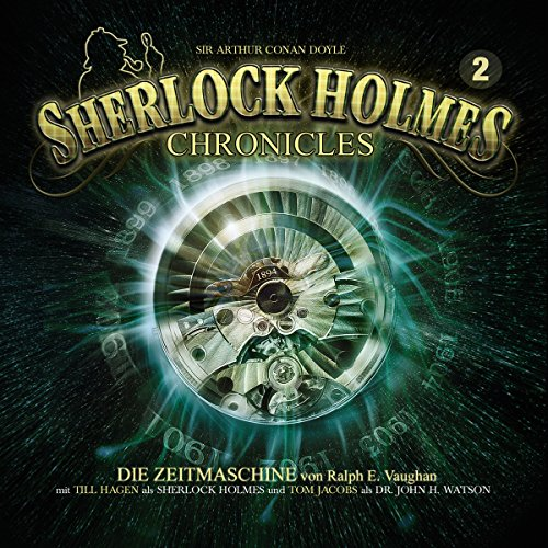 Die Zeitmaschine audiobook cover art
