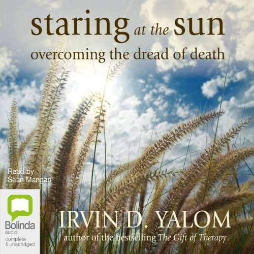 Staring at the Sun audiobook cover art