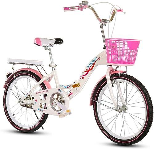 mejor precio CivilWeaEU- Bicicletas para para para Niños, Carro de bebé de 6-8-10-14 años, 18 Pulgadas   20 22 Pulgadas (Color   negro Tire, Tamaño   18 Inches)  venta al por mayor barato
