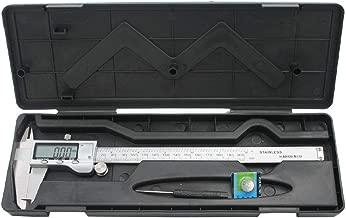 0-12 Range +//-0.003 Accuracy Mitutoyo 530-115 Vernier Caliper 0.0078 Resolution Inch//Metric Stainless Steel