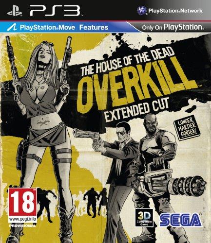 SEGA The House of the Dead: Overkill PlayStation 3 Inglés vídeo - Juego (PlayStation 3, Acción, M (Maduro))