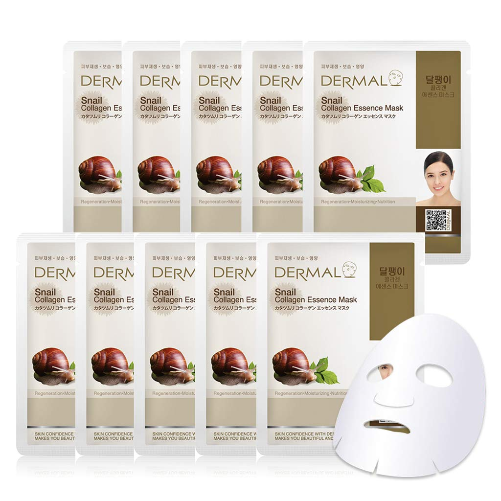 DERMAL Snail Collagen Essence Facial