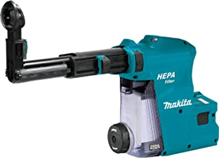 Makita DX09 Dust Extractor Attachment with Hepa Filter Cleaning Mechanism