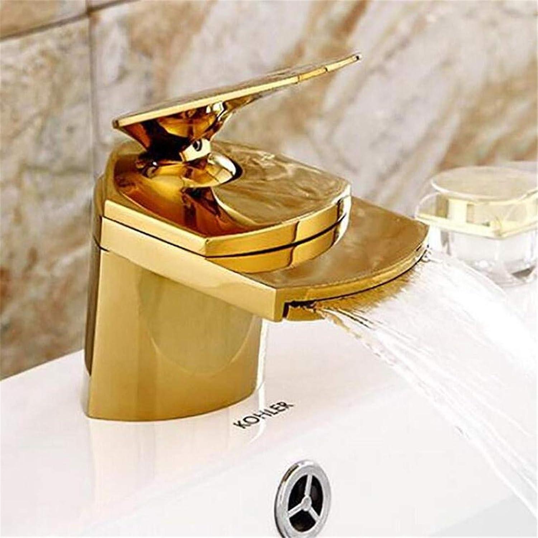 Faucet Kitchen Bathroom Luxury Faucet Bathroom Sink Faucet Contemporary Design Waterfall Spout