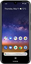 "Nokia 2.2 - Android 9.0 Pie - 32 GB - Single SIM Unlocked Smartphone (AT&T/T-Mobile/MetroPCS/Cricket/Mint) - 5.71"" HD+ Screen - Black - U.S. Warranty (Renewed) photo"