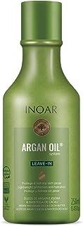 Inoar, Leave-In Argan Oil Hidratante Antifrizz 250 ml