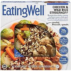 Eating Well Chicken & Wild Rice Stroganoff, 10 Oz (Frozen)