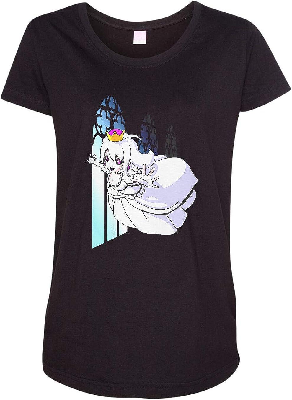 HARD EDGE DESIGN Women's Boosette Black Eye T-Shirt