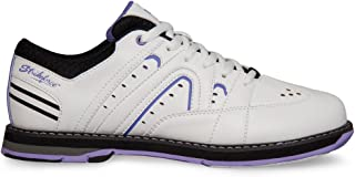KR Strikeforce L-051-110 Quest Bowling Shoes, White/Purple, Size 11