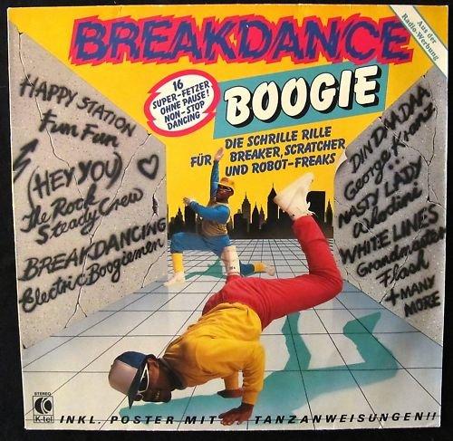 Breakdance Boogie / TG 1493
