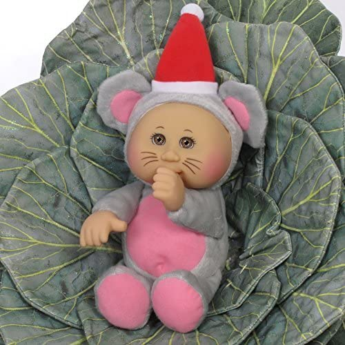 Cabbage Patch Holiday Cuties - Christmas Mouse by Cabbage Patch Kids