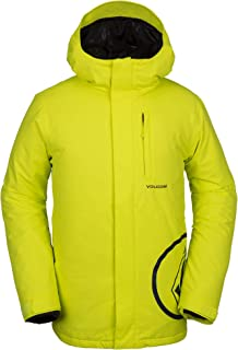 Volcom Men's 17 Forty Insulated 2 Layer Shell Snow Jacket