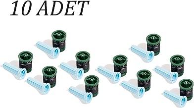 Rainbird High Efficiency Variable Arc Nozzle 8' Radius - 10 pk