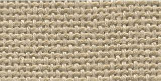 DMC MO0237-6147 Charles Craft 20 by 24-Inch Evenweave Monaco Aida Cloth, Tea-Dyed, 28 Count
