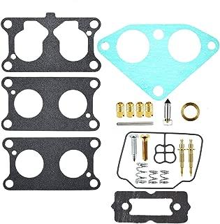 Autoparts Carb/Carburetor Rebuild Kit for John Deere HPX 4x2 4x4 Gator UTV 2004-2012