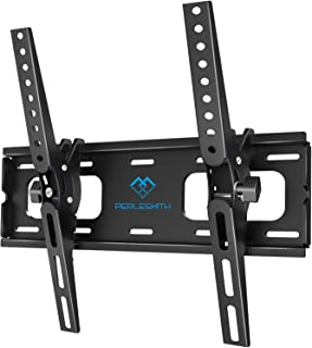 Soporte TV de Pared Articulado Inclinable, Soporte de Pared TV para Pantallas de 26-55 Pulgadas LCD OLED, Soportar 60 kg, ...