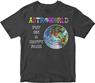 Astroworld Put On A Happy Face T-shirt, Hoodie, Sweater, Long Sleeve