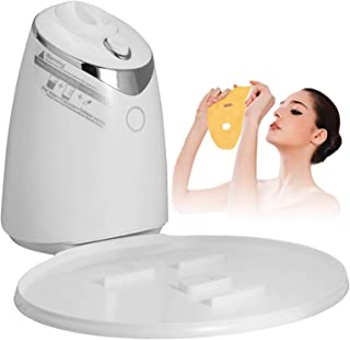 Doe-het-zelf gezichtsmasker, natuurlijke fruit, groenten, gezichtsverzorging, verse collageen, beauty-machine met automati...