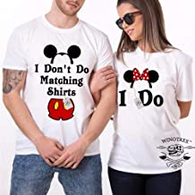 I Don't Do Matching Shirts I Do Funny Mouse Couple T-Shirt Hoodie/Long Sleeve/Tank Top/Sweatshirt