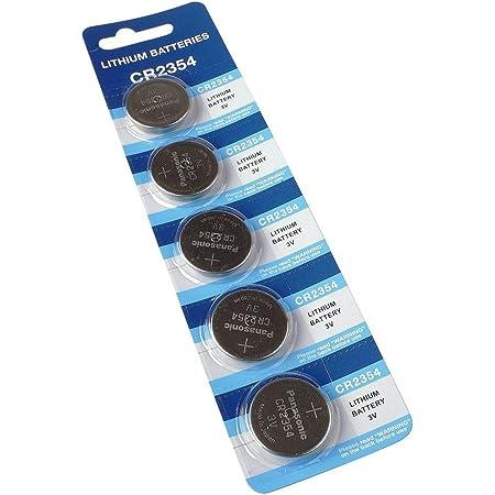 Panasonic Lithium Batterien Cr2354 3 V 1 Packung Elektronik