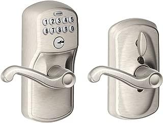 schlage lock cylinder parts