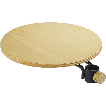 DRAW A LINE 006 TableA テーブル ブラック 幅23x奥行28x高さ4.1cm 縦専用パーツ 001/002/003対応 D-TA-BK