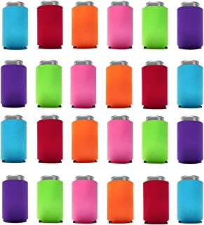 Can Cooler Sleeves Blank Poly Foam (48, Multi)