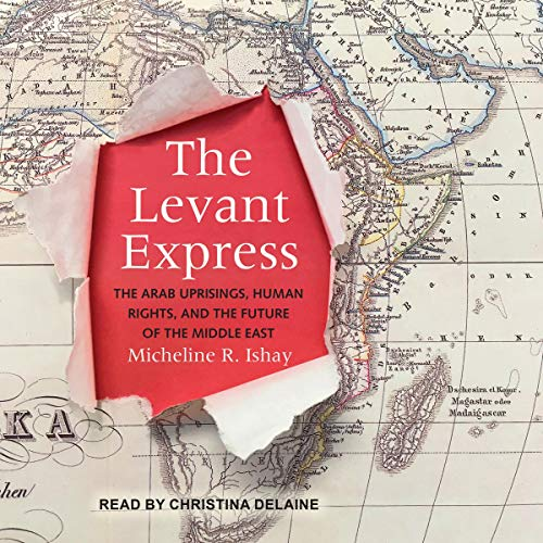 The Levant Express cover art