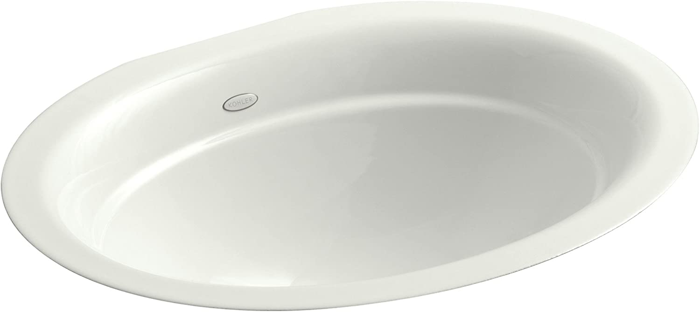 KOHLER K-2824-NY Serif Manufacturer direct delivery Undercounter Bathroom Dune Sink Cheap mail order shopping