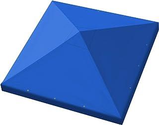 "BenefitUSA G245-BLUE G245 Gazebo Canopy, 10"" L x 10"""", Blue"