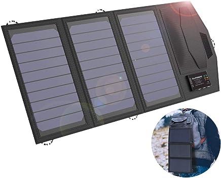 Noir Taille Unique Powertraveller PTLEXT001 Panneau Solaire Mixte Adulte