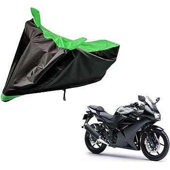 Motorcycle Cover Kawasaki Ninja 250 bike ALL WEATHER  M