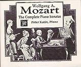 Mozart: The Complete Piano Sonatas - Peter Katin, Piano