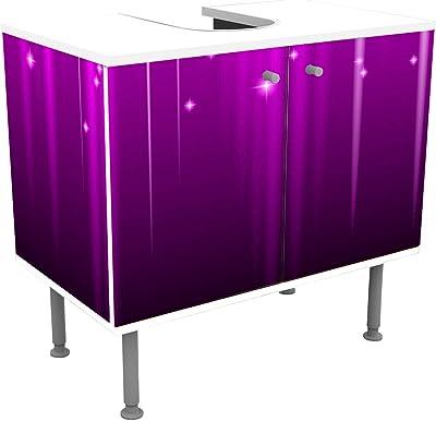 INDIGOS UG Diseño Lavabo (Vanilla Dreams 60 x 55 x 35 cm: Amazon.es: Hogar