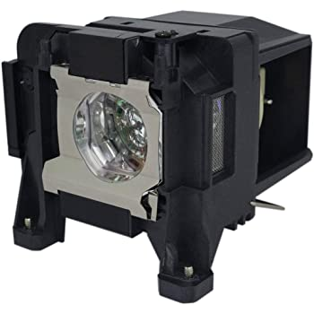 Lutema Platinum Bulb for Epson Home Cinema 760HD Projector Lamp with Housing Original Philips Inside