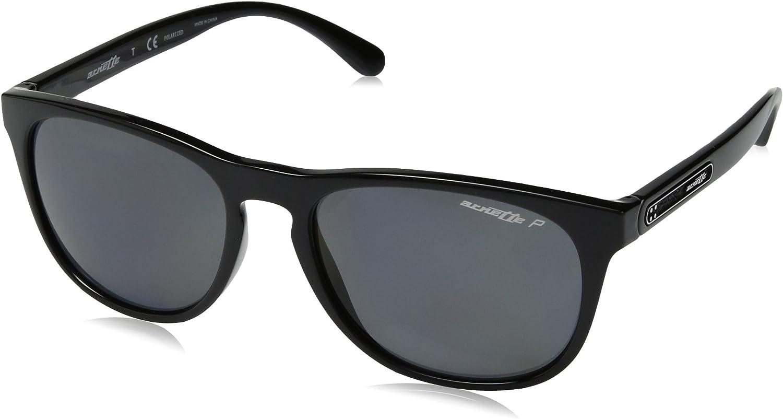 ARNETTE Men's An4245 Hardflip Square Sunglasses