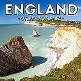 England Calendar 2022: 16-Month Calendar, Cute Gift Idea For Great Britain Lovers Women & Men