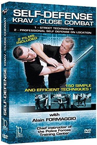 Alain Formaggio -Self Defense  Krav  Close Combat [DVD]