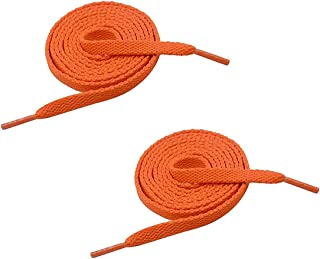 orange yeezy laces